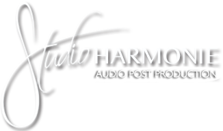 Studio Harmonie - Audio Post Production
